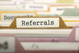 referrals file folder